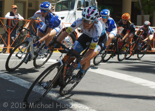 Tour of California Women race 2015 Sacramento